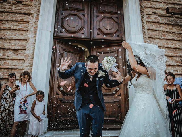 Il matrimonio di Antoine e Giulia a Este, Padova 40