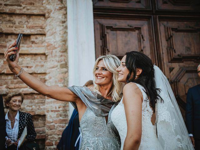 Il matrimonio di Antoine e Giulia a Este, Padova 42