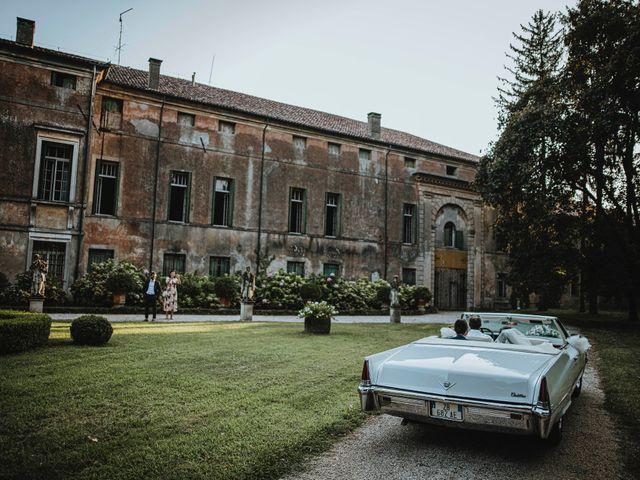 Il matrimonio di Antoine e Giulia a Este, Padova 46