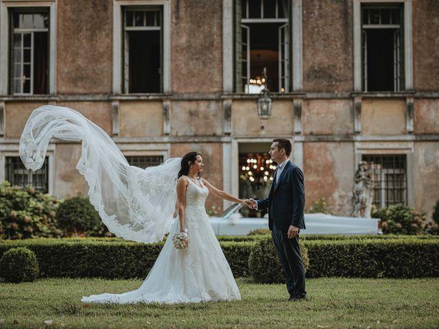 Il matrimonio di Antoine e Giulia a Este, Padova 47