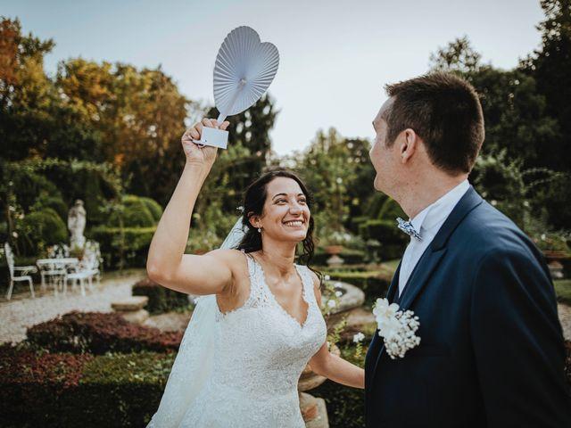 Il matrimonio di Antoine e Giulia a Este, Padova 48