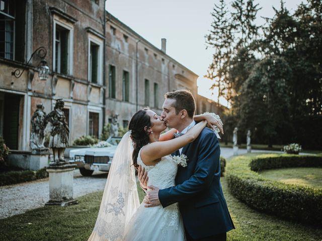 Il matrimonio di Antoine e Giulia a Este, Padova 49