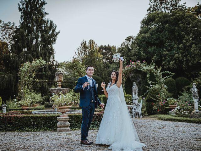 Il matrimonio di Antoine e Giulia a Este, Padova 50