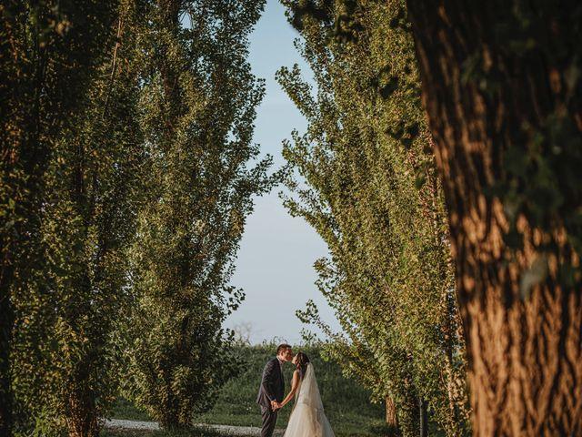 Il matrimonio di Antoine e Giulia a Este, Padova 53