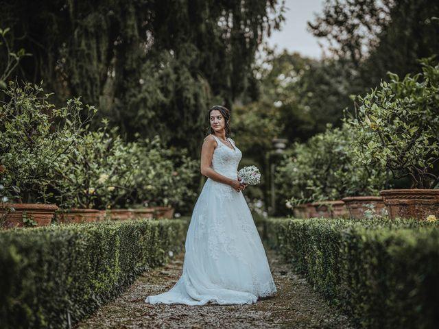 Il matrimonio di Antoine e Giulia a Este, Padova 55