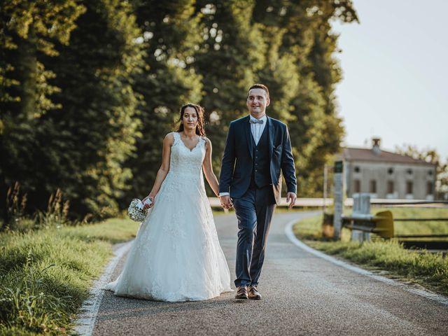 Il matrimonio di Antoine e Giulia a Este, Padova 56