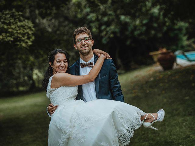 Il matrimonio di Antoine e Giulia a Este, Padova 57