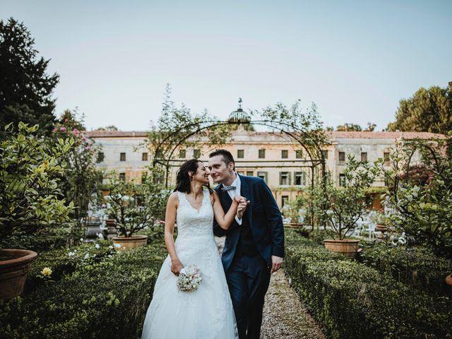 Il matrimonio di Antoine e Giulia a Este, Padova 58