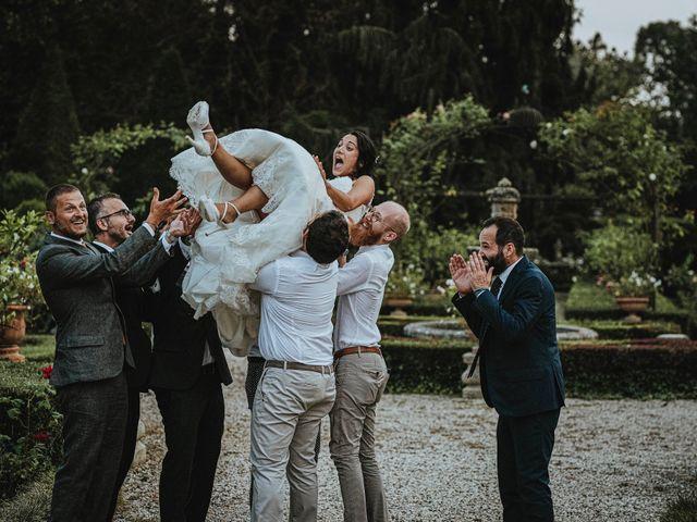 Il matrimonio di Antoine e Giulia a Este, Padova 65