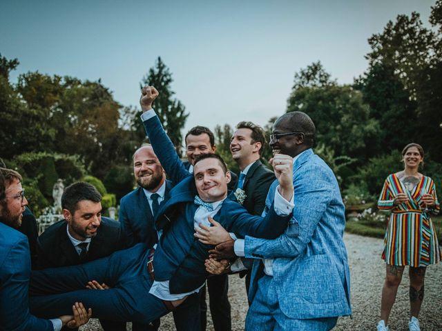 Il matrimonio di Antoine e Giulia a Este, Padova 66