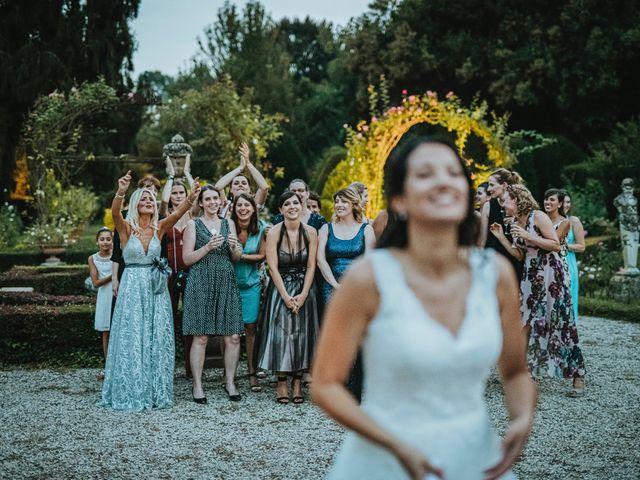 Il matrimonio di Antoine e Giulia a Este, Padova 67