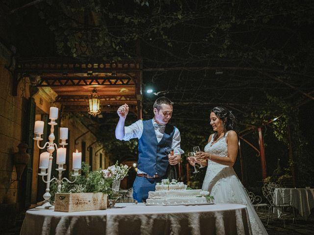 Il matrimonio di Antoine e Giulia a Este, Padova 80