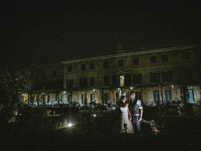 Il matrimonio di Antoine e Giulia a Este, Padova 81