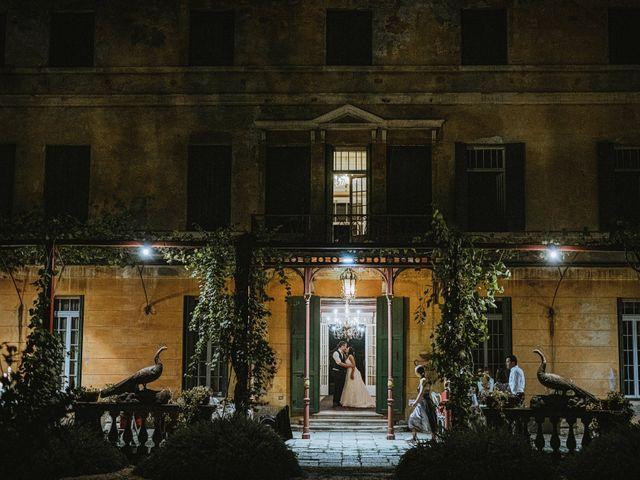 Il matrimonio di Antoine e Giulia a Este, Padova 2
