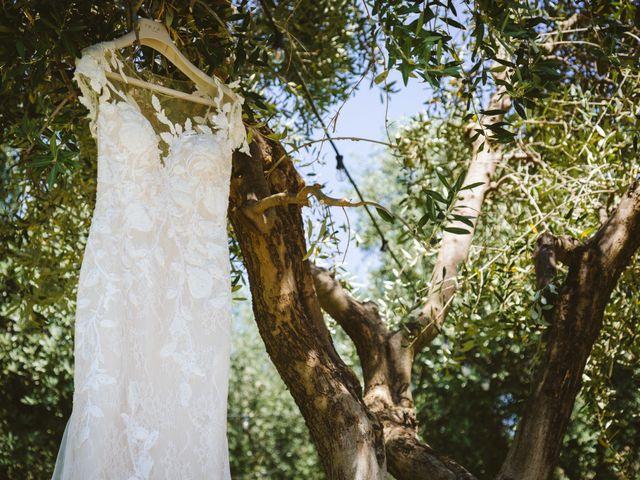 Il matrimonio di Lauri e Virna a Ostuni, Brindisi 17