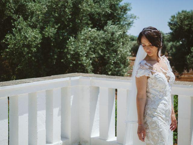 Il matrimonio di Lauri e Virna a Ostuni, Brindisi 22