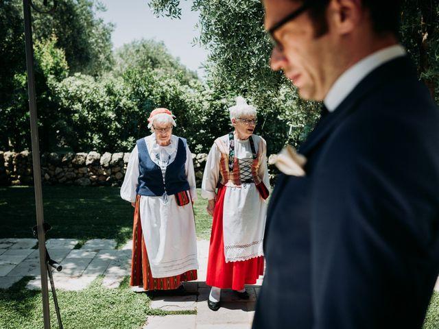Il matrimonio di Lauri e Virna a Ostuni, Brindisi 43