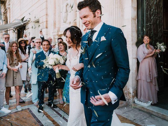 Il matrimonio di Lauri e Virna a Ostuni, Brindisi 53
