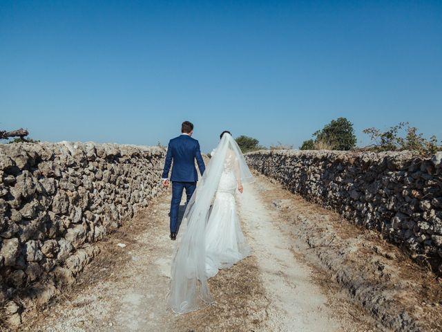 Il matrimonio di Lauri e Virna a Ostuni, Brindisi 56