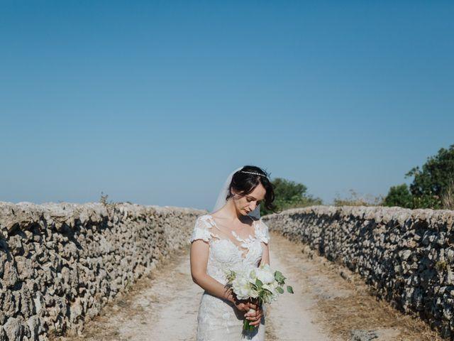 Il matrimonio di Lauri e Virna a Ostuni, Brindisi 58