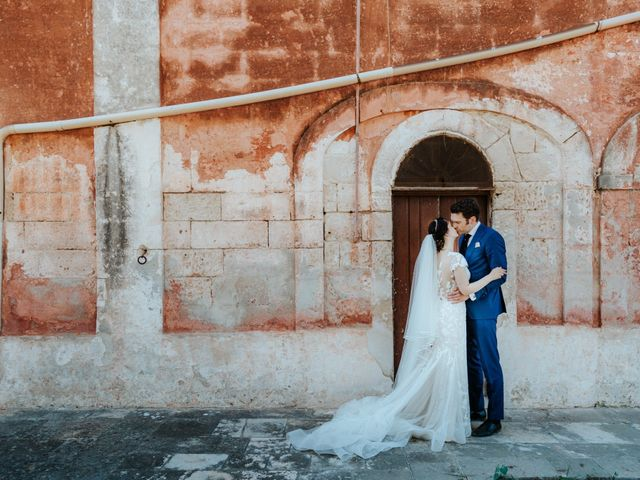 Il matrimonio di Lauri e Virna a Ostuni, Brindisi 69