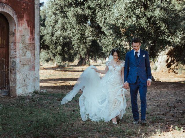 Il matrimonio di Lauri e Virna a Ostuni, Brindisi 71