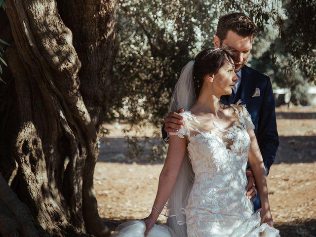 Il matrimonio di Lauri e Virna a Ostuni, Brindisi 72