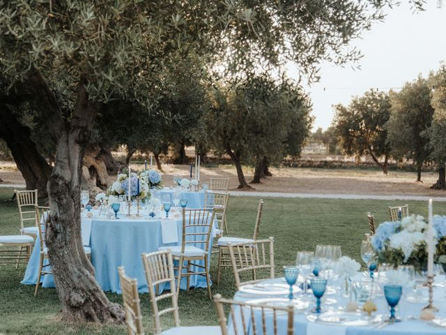 Il matrimonio di Lauri e Virna a Ostuni, Brindisi 76