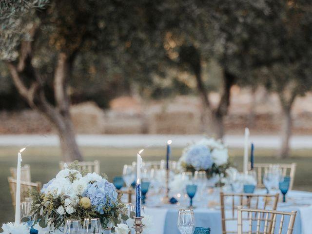 Il matrimonio di Lauri e Virna a Ostuni, Brindisi 79