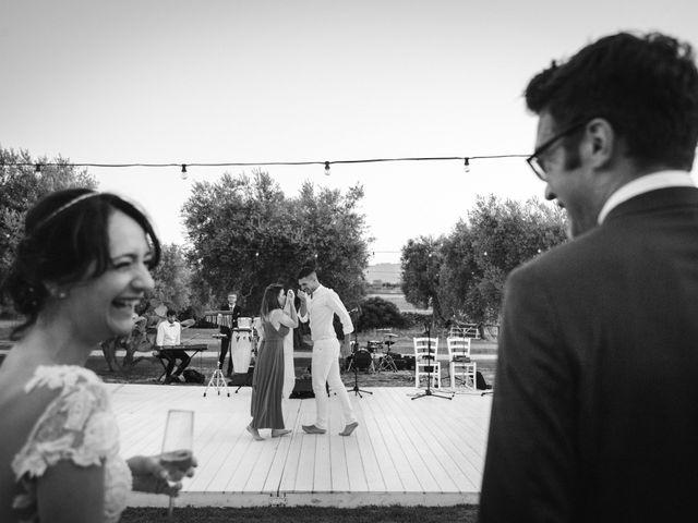 Il matrimonio di Lauri e Virna a Ostuni, Brindisi 80