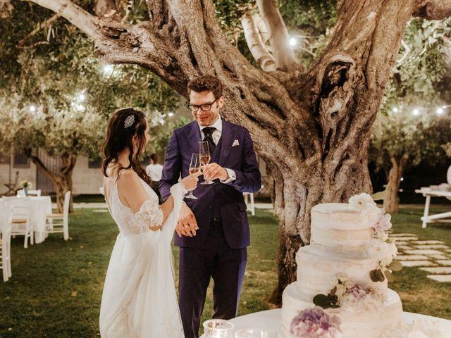 Il matrimonio di Lauri e Virna a Ostuni, Brindisi 91
