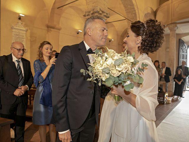 Il matrimonio di Ivan e Barbara a Nereto, Teramo 31