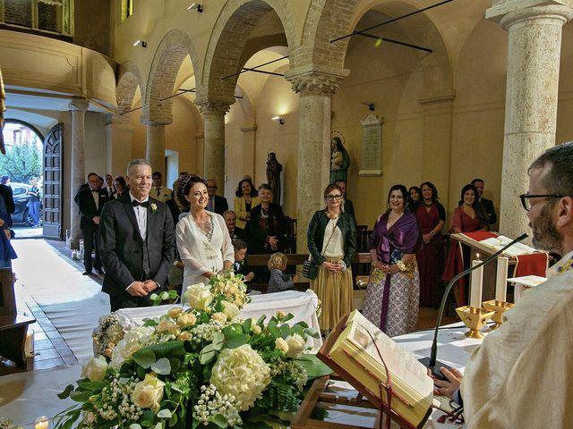 Il matrimonio di Ivan e Barbara a Nereto, Teramo 35