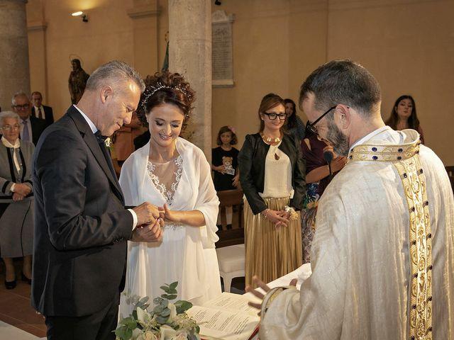 Il matrimonio di Ivan e Barbara a Nereto, Teramo 41
