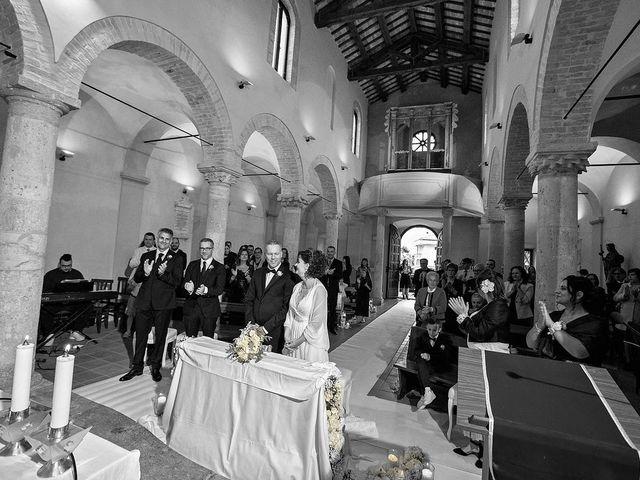 Il matrimonio di Ivan e Barbara a Nereto, Teramo 42
