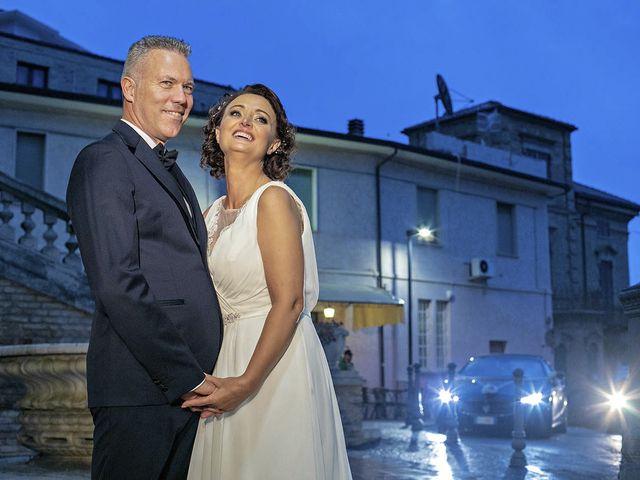 Il matrimonio di Ivan e Barbara a Nereto, Teramo 57