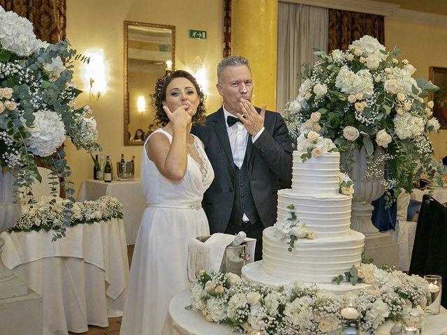 Il matrimonio di Ivan e Barbara a Nereto, Teramo 74