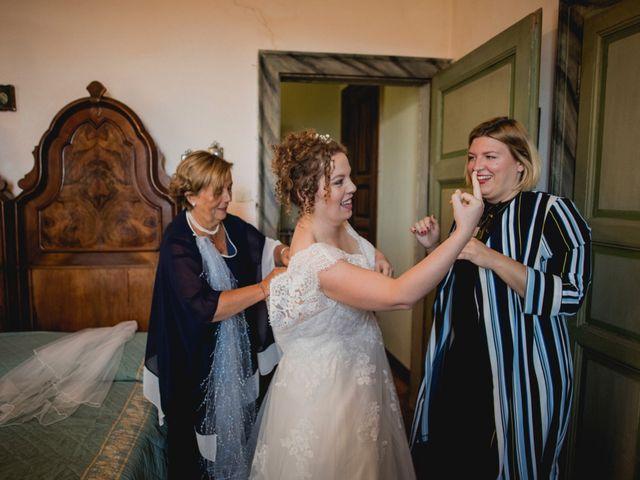 Il matrimonio di Emanuele e Alessandra a Ghiffa, Verbania 11