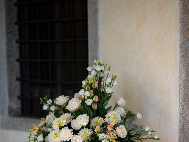 Il matrimonio di Emanuele e Alessandra a Ghiffa, Verbania 20
