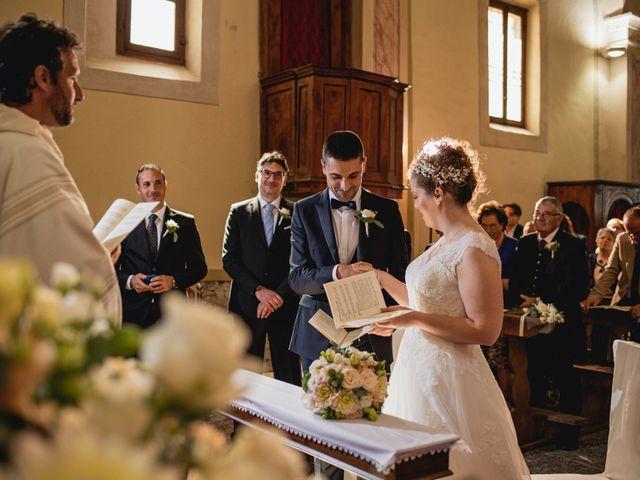 Il matrimonio di Emanuele e Alessandra a Ghiffa, Verbania 24