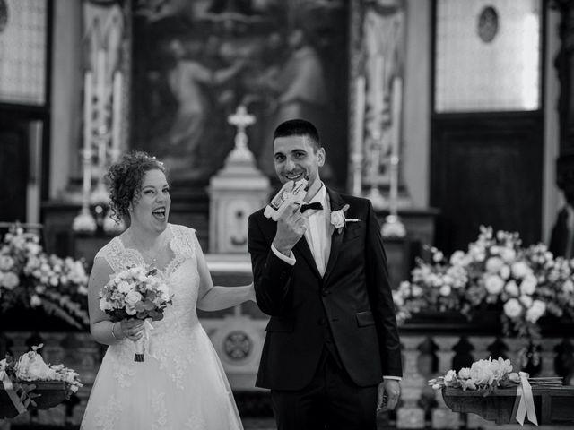 Il matrimonio di Emanuele e Alessandra a Ghiffa, Verbania 28