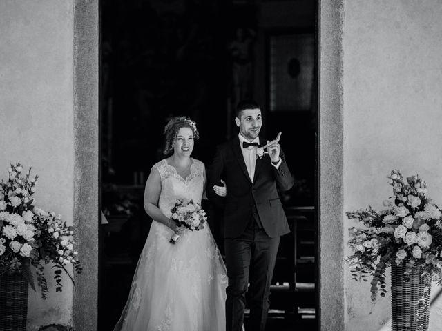 Il matrimonio di Emanuele e Alessandra a Ghiffa, Verbania 29