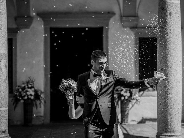 Il matrimonio di Emanuele e Alessandra a Ghiffa, Verbania 30