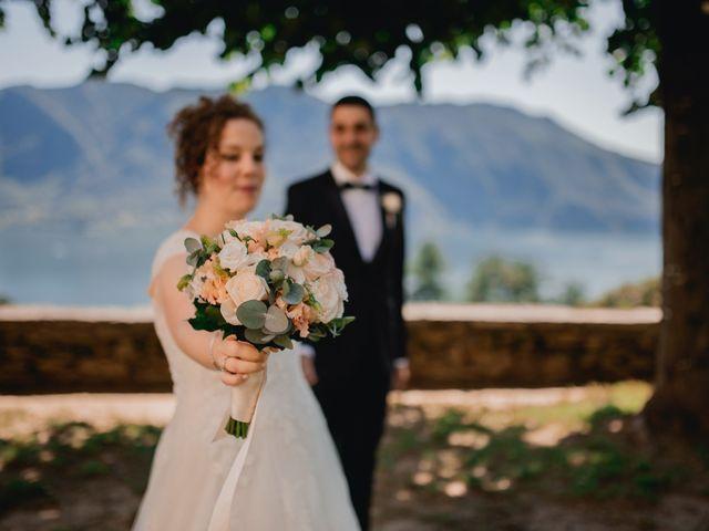 Il matrimonio di Emanuele e Alessandra a Ghiffa, Verbania 31