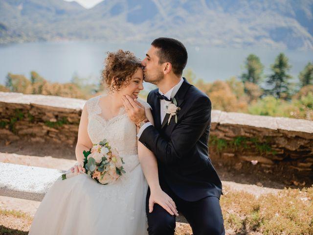 Il matrimonio di Emanuele e Alessandra a Ghiffa, Verbania 32