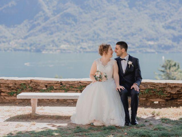 Il matrimonio di Emanuele e Alessandra a Ghiffa, Verbania 33