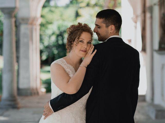 Il matrimonio di Emanuele e Alessandra a Ghiffa, Verbania 36