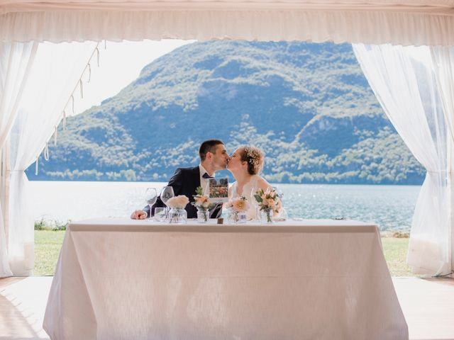 Il matrimonio di Emanuele e Alessandra a Ghiffa, Verbania 51