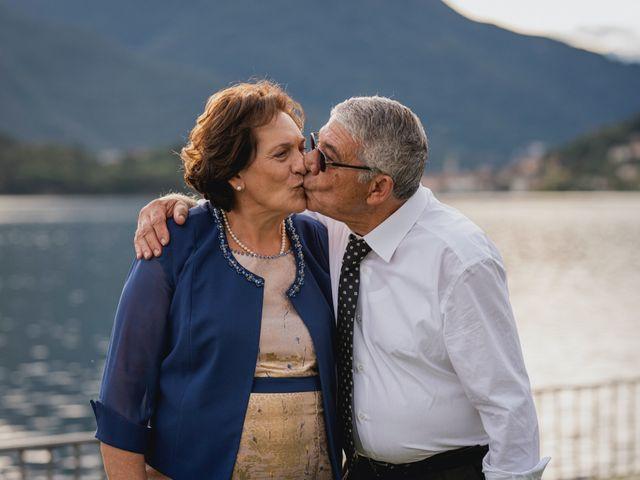 Il matrimonio di Emanuele e Alessandra a Ghiffa, Verbania 66