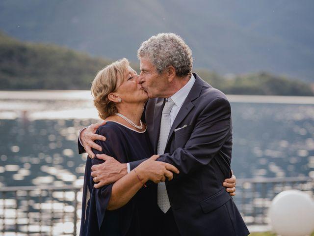 Il matrimonio di Emanuele e Alessandra a Ghiffa, Verbania 67